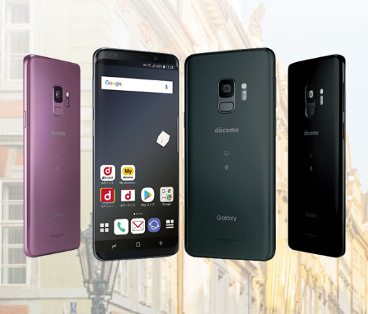 Galaxy S9docomoカラー