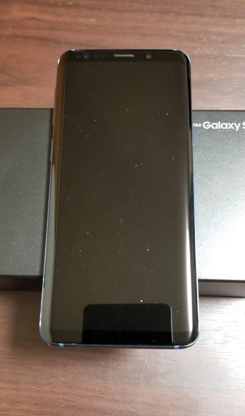 Galaxy S9 ディスプレイ