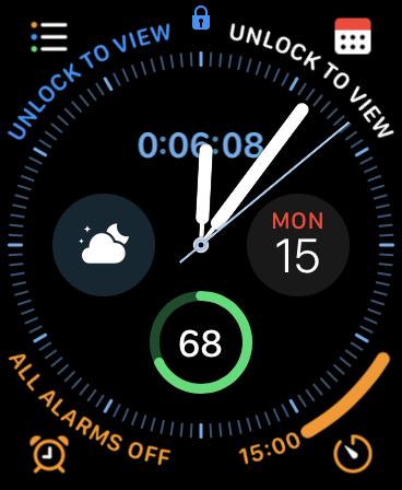 Apple Watch 4 バッテリー