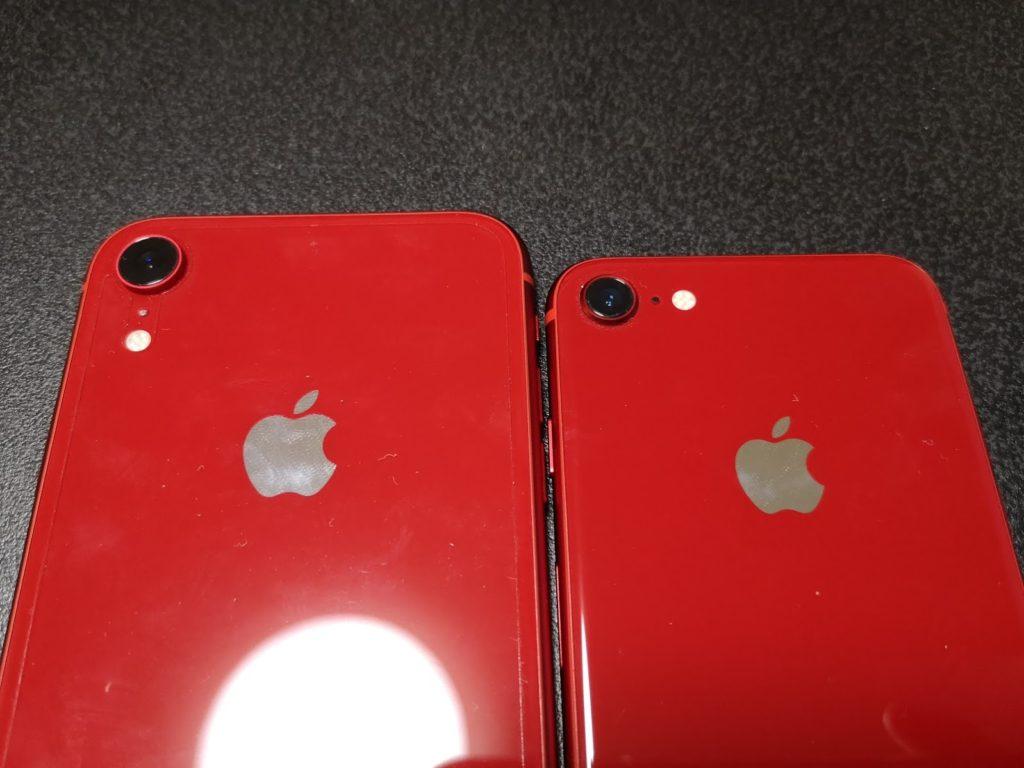 iPhone XR iPhone 8