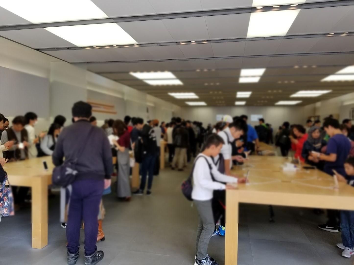 iPhone Xの出荷が早まった!