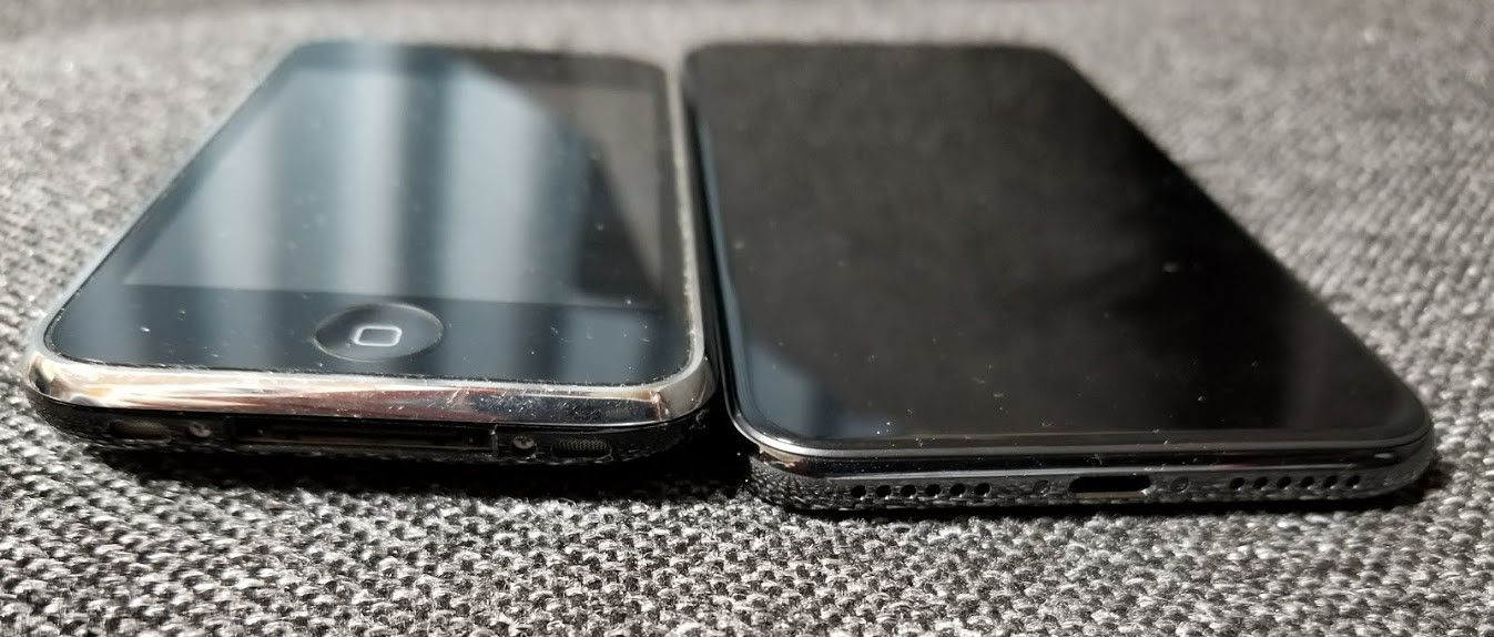 iPhone X iPhone 3G