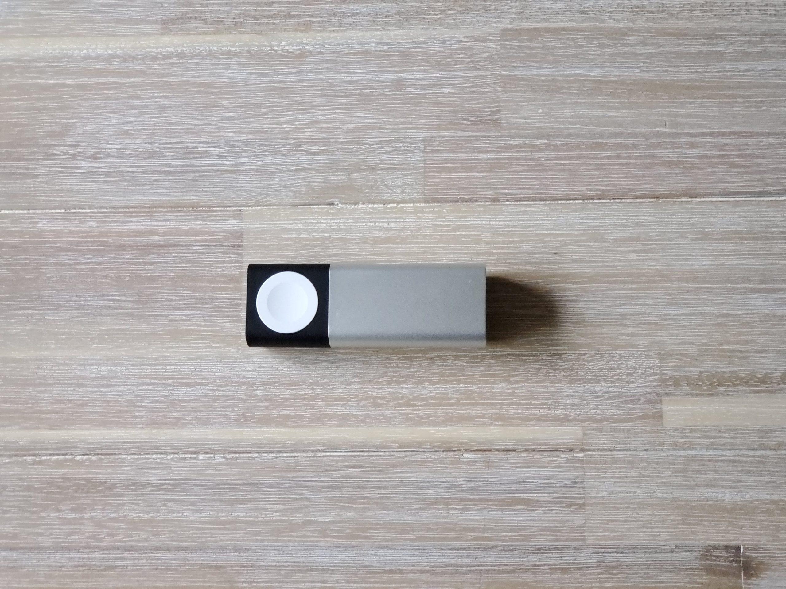 ベルキン Apple Watch対応モバイルバッテリー Valet Chargerを購入レビュー