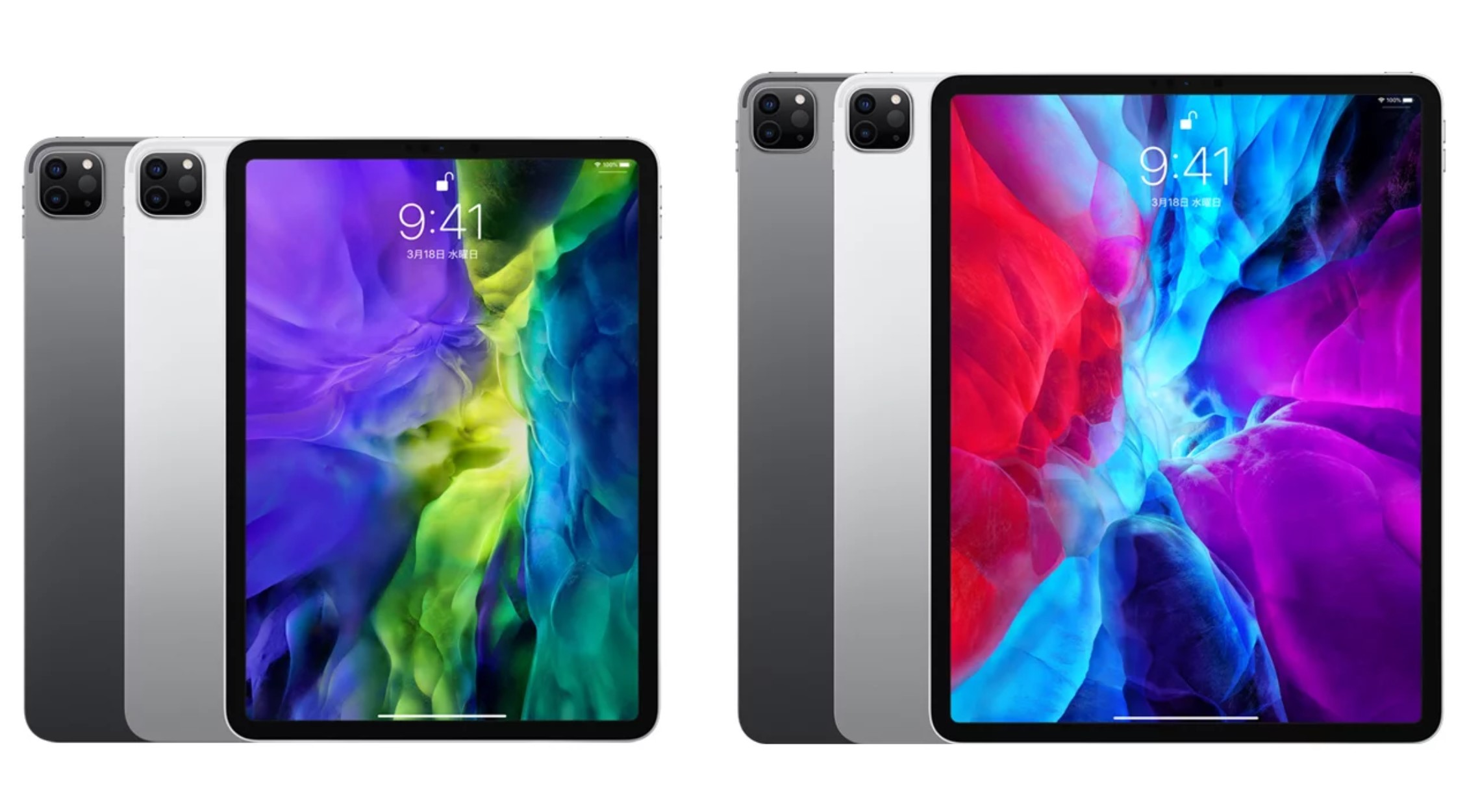 iPad Pro 2020はSIMフリー・ドコモ・au・ソフトバンク版のどのモデルを ...